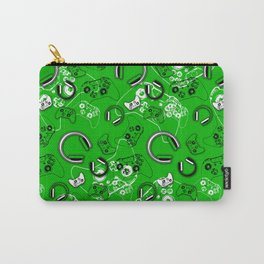 Gamers-Green Carry-All Pouch