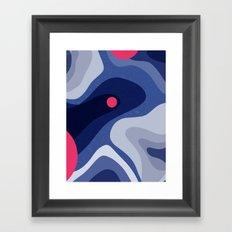 Dot | Happy modern Art Framed Art Print