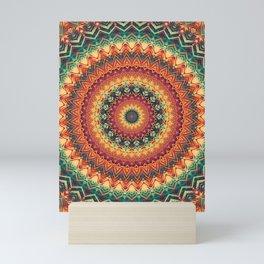 Mandala 254 Mini Art Print
