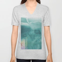 A Tranquil Dream No.1t by Kathy Morton Stanion Unisex V-Neck