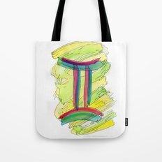 Gemini Flow Tote Bag