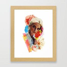 BLOOM 23 Framed Art Print