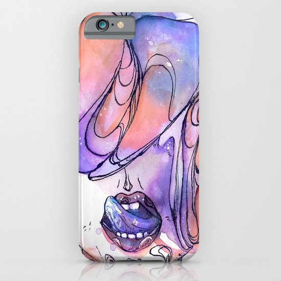 Dirty Thoughts iPhone & iPod Case