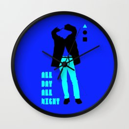 SHINee - All Day All Night Wall Clock