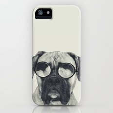 hawt dawg iPhone (5, 5s) Slim Case