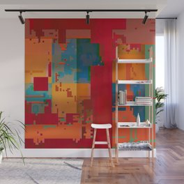 music of materials Wall Mural