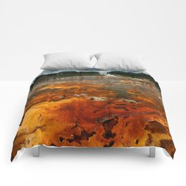 Awesome Geyser Colors Comforters