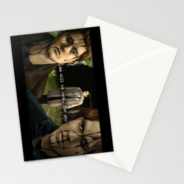 We will be back... for you - Supernatural Stationery Cards