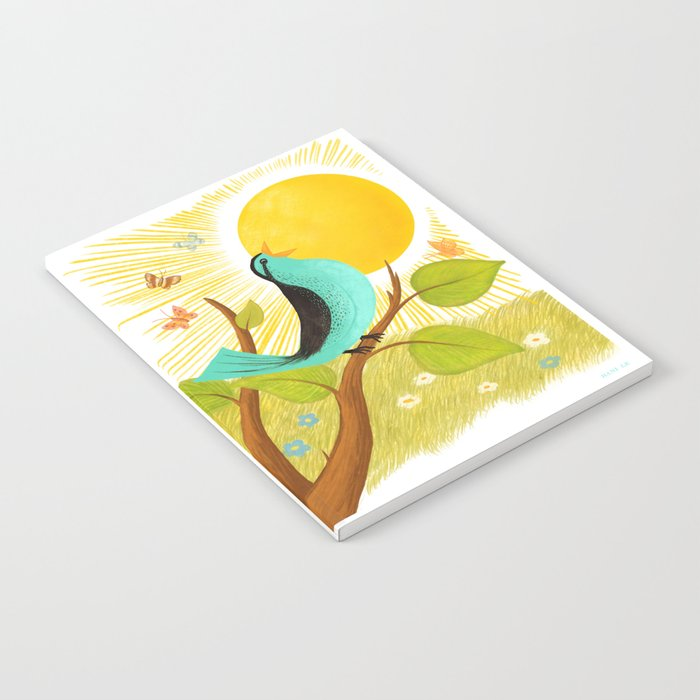 Early To Rise Notebook