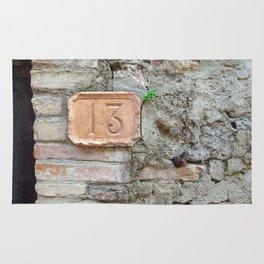 13 - Old World Door Rug