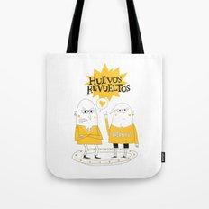 Huevos Revueltos Tote Bag