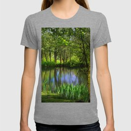 Spring views T-shirt