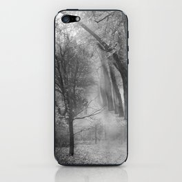 Lost soul iPhone Skin