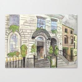Merchant's Arch, Dublin Canvas Print