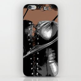 Whip 1 iPhone Skin