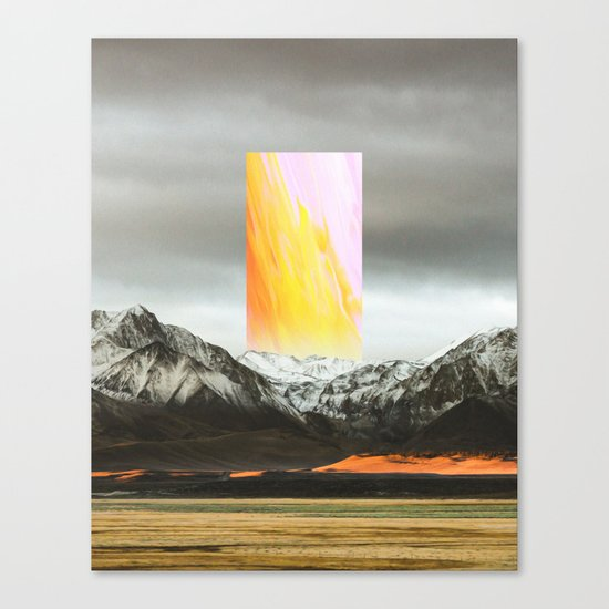 D/26 Canvas Print