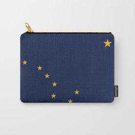 Flag of Alaska Carry-All Pouch
