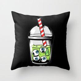 Slushi Lovers Gift Idea Design Motif Throw Pillow