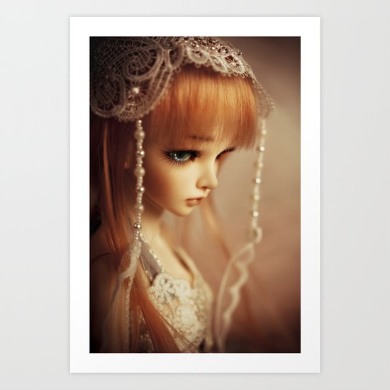 Timeless Beauty Art Print