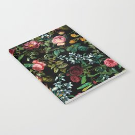 Floral Jungle Notebook