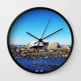 Stranded Iceberg Wall Clock