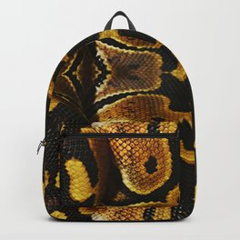 Ball Python Backpack