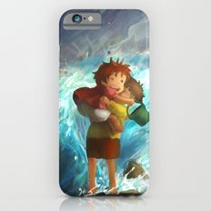 girl in the sea iPhone 6s Slim Case