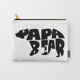 Papa Bear Carry-All Pouch
