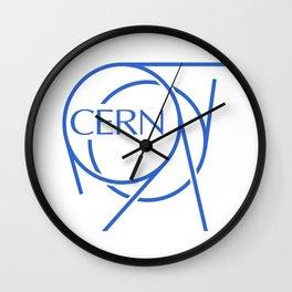 CERN Logo Wall Clock