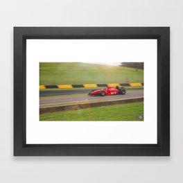Ferrari Formula One 1985  Framed Art Print
