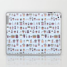 Plant collection Laptop & iPad Skin