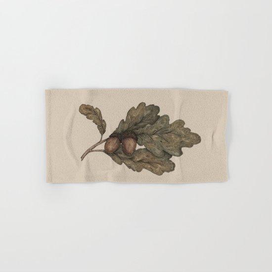 Acorns Hand & Bath Towel