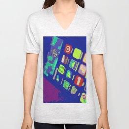 It's an App World Unisex V-Neck