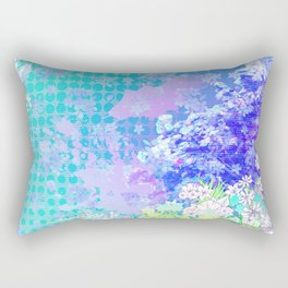 Beauty in Bloom Rectangular Pillow