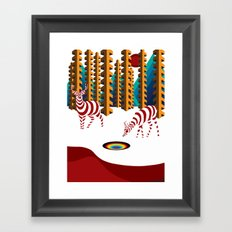 Dreaming of Eternalia Framed Art Print