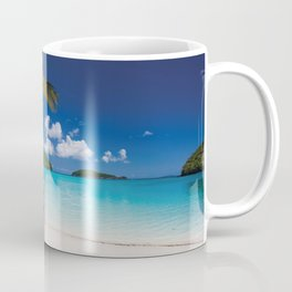 Tropical Shore Coffee Mug