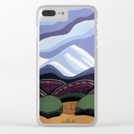 Southwest Clear iPhone Case