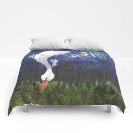 Swan Spirit Comforters