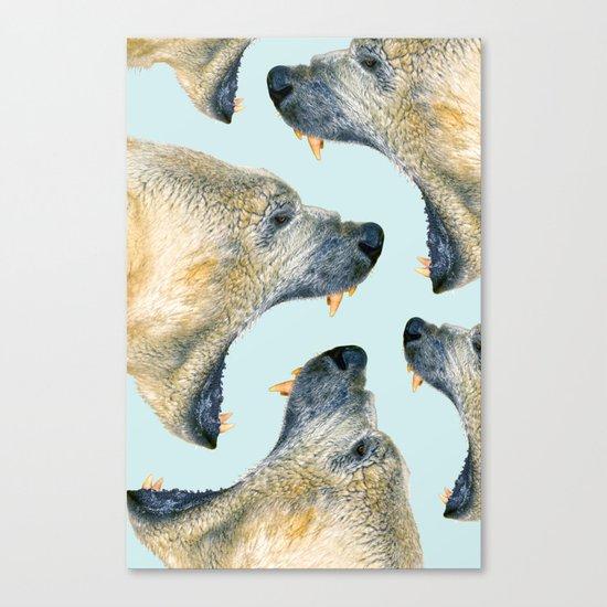 Polar Bear Canvas Print