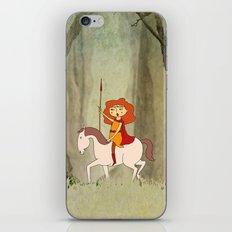 Boudica iPhone & iPod Skin