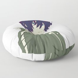 Street God Floor Pillow