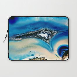Ocean Agate II Laptop Sleeve
