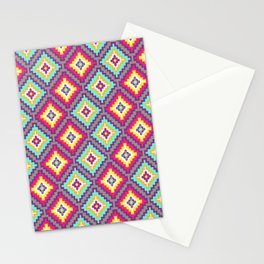 Indi-abstract#07 Stationery Cards