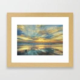 Ebb Tide Framed Art Print