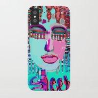 sleep iPhone & iPod Cases featuring sleep by sladja