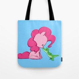 Pinkie chu Tote Bag