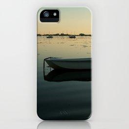 All Alone Bosham iPhone Case
