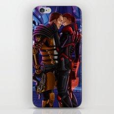 Mass Effect - A meeting in Purgatory iPhone & iPod Skin