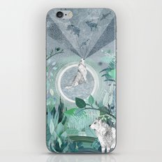A Tale to Tell iPhone & iPod Skin