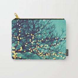 twinkle lights Carry-All Pouch